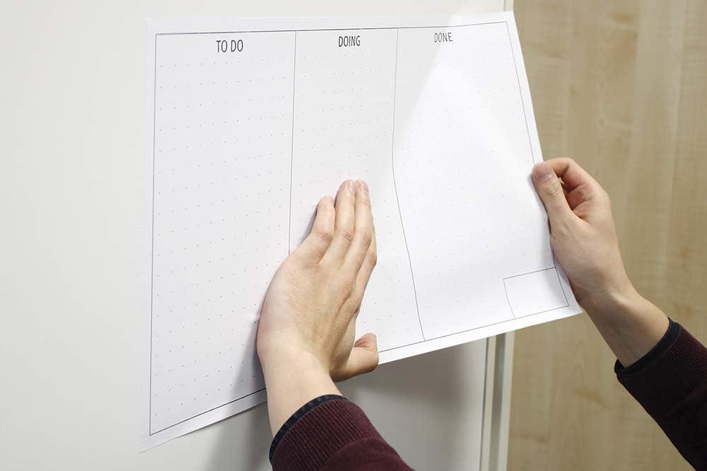 Haftnotiz GIANT Pad 50 Blatt pro Block 30 x 30cm FSC-Siegel gelb