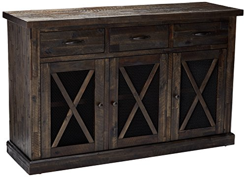 Cheap Alpine Furniture Newberry Sideboard
