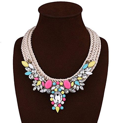 JewelryLove Statement Necklaces Handmade Necklace