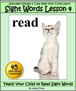 how to teach my child to read sight words