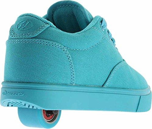 Heelys Lancering Skate Schoen (peuter / Klein Kind / Grote Jongen) Aqua