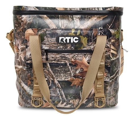 RTIC Soft Pack Cooler - Camouflage (Size: 40 Cans)