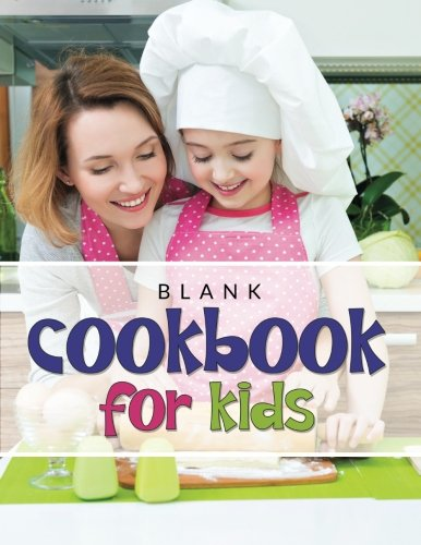 Blank Cookbook For Kids by Uncle G
