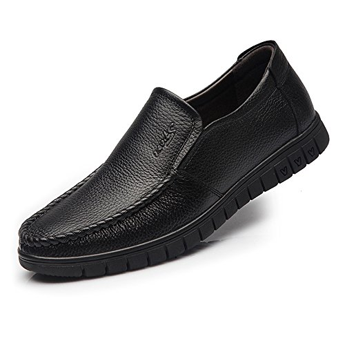 Dark On Vestito Warm Bk formale Loafer BN Outsoles 41 Formal casual Dimensione EU Large Soft o Oxfords Warm Uomo Tufanyu Size Shoes Slip Colore TEPawF