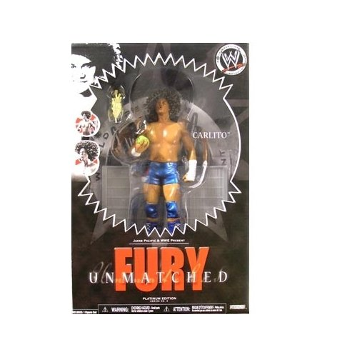 WWE Unmatched Fury Carlito Action Figure