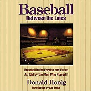 Baseball between the Lines Audiobook