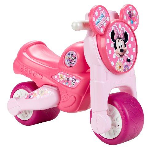 Feber 800006641 - Motofeber Minnie Online - Laufrad als Motorrad
