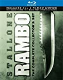 Rambo: The Complete Collector's Set (First Blood/Rambo: First Blood Part II/Rambo III/Rambo) [Blu-ray]