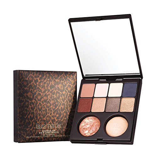 Laura Mercier Essential Art Eye & Cheek Palette (8x Eye Colour, 1x Bronzer, 1x Blush) 11g/0.34oz by laura mercier