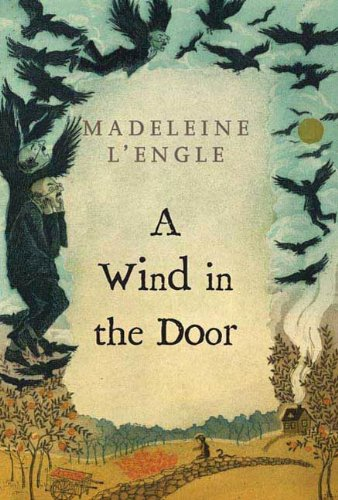 A Wind in the Door (A Wrinkle in Time Quintet Book 2) cover