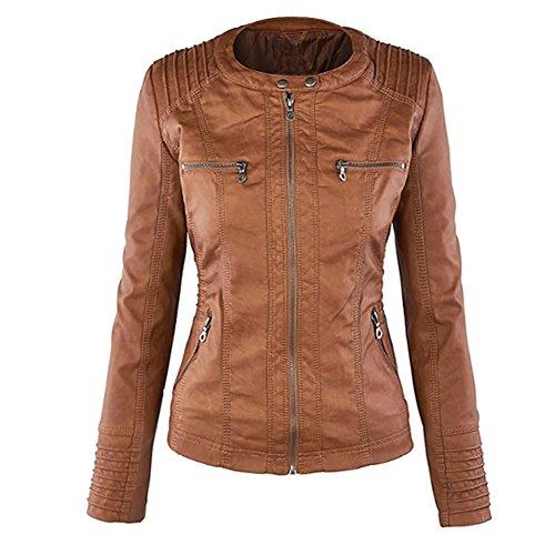 Tribangke - Chaqueta - chaqueta - para mujer caqui
