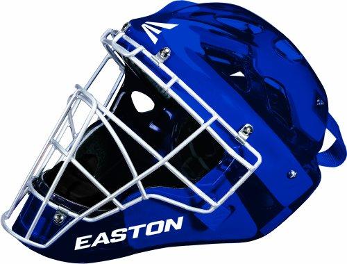 Easton Stealth Speed Elite Catchers Helmet (Large, Royal) by Easton
