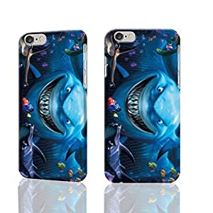 """Finding Nemo 3D Rough iphone Plus 6 -5.5 inches Case Skin, fashion design image custom iPhone 6 Plus - 5.5 inches , durable iphone 6 hard 3D case cover for iphone 6 (5.5""""), Case New Design By Codystore"""
