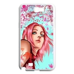 Samsung Galaxy N2 7100 Case Image Of Naruto YGRDZ37170 Plastic Phone Cases Fashion