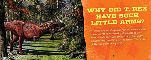 The T Rex Handbook (Discovering) by Cider Mill (Image #3)