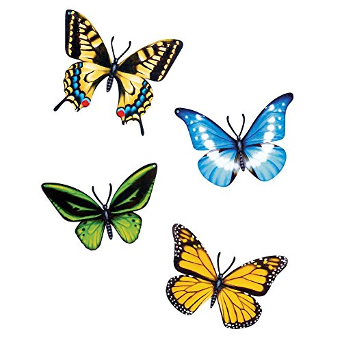 Butterfly Screen Door Magnet Set