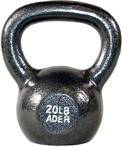 Ader Premier Kettlebell Set w/ Dvd- (10, 20, 30, 40, 50lb) by Ader Sporting Goods (Image #2)