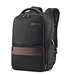 A business collection engineered to fit a busy lifestyle. Shoulder straps and top handle padded for comfort.