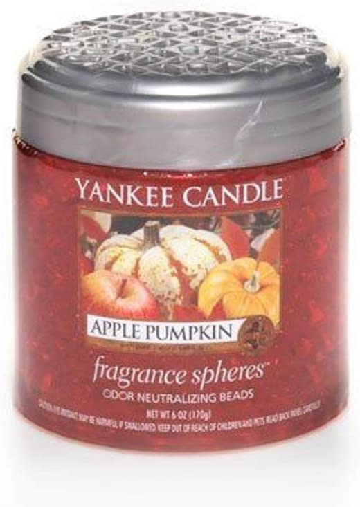 Yankee Candle Apple Pumpkin Spheres