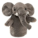 Image of Folkmanis Little Elephant Hand Puppet