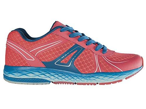 38 Blau Orange Laufschuhe Schuhe Damen Sport Sportschuhe nRqYWwBTZ