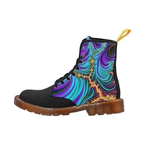Fractal For LEINTEREST Fashion gorgeous gorgeous Women Martin Shoes LEINTEREST Boots x7pwUtgqw
