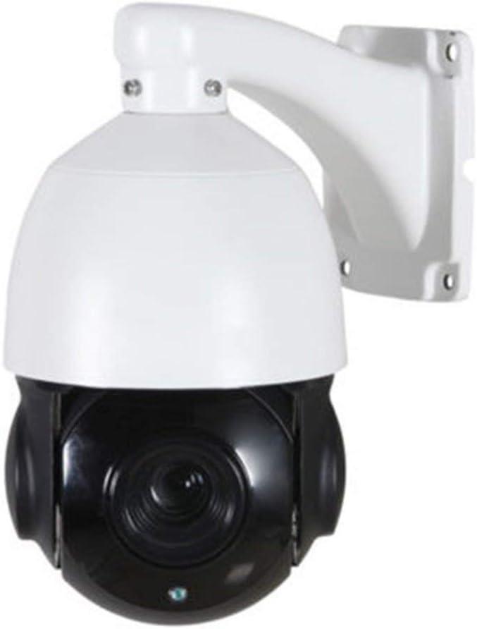 ホームオフィス用30X ZOOM 1080 2.0MP防水PTZスピードドームIRカメラサポートナイトビジョンミニ防犯カメラ