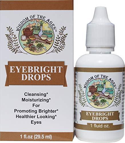 Eyebright Drops Cleansing, Soothing, Moisturizing