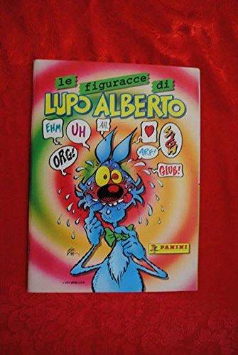 LUPO ALBERTO-FIGURINE IN GIOCO-PANINI 1991-SILVER-FIGURINA a scelta-STICKER-Nuov