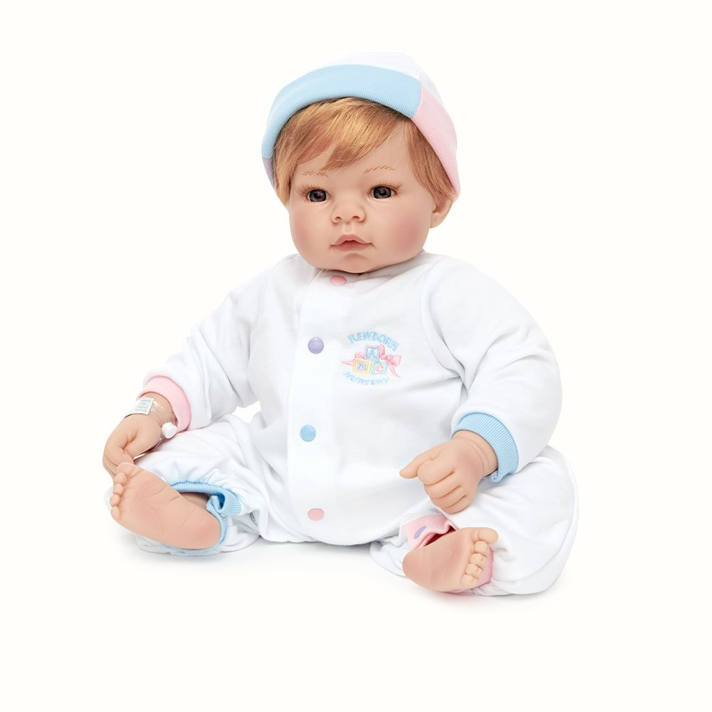Madame Alexander Doll, B07DXD2FHJ Blue Eyes Alexander/Strawberry Blonde Hair Baby Doll, Multicolor B07DXD2FHJ, 臼杵市:9eb50143 --- kutter.pl