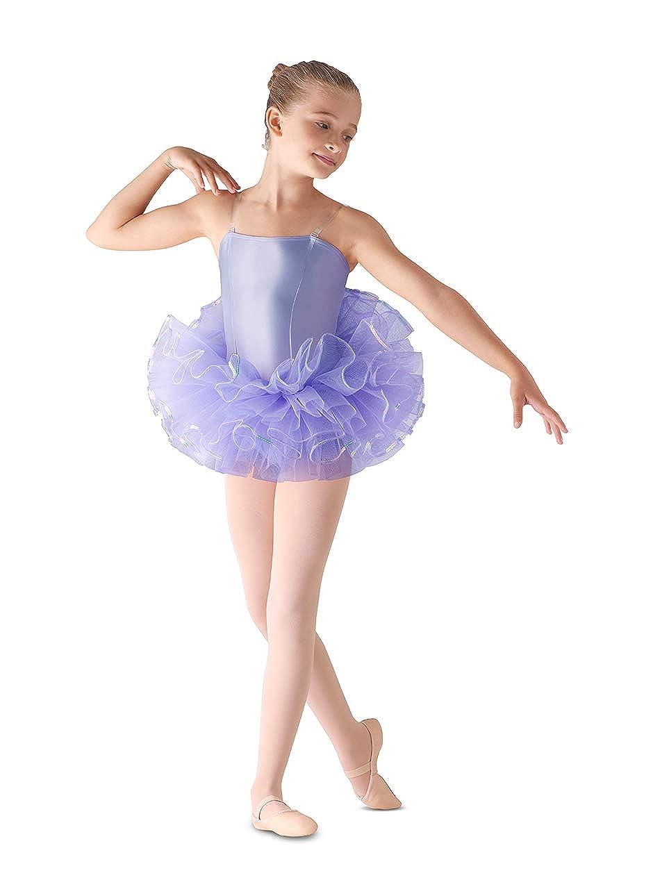 NEW DANCE BALLET Tutu GIrls sizes Purple w//sequin on edge organdy