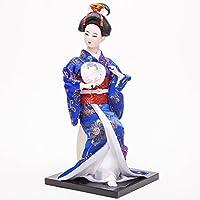 """""""12"""" """"Japonesa GEISHA Oriental Doll ZS1021-12"""""""