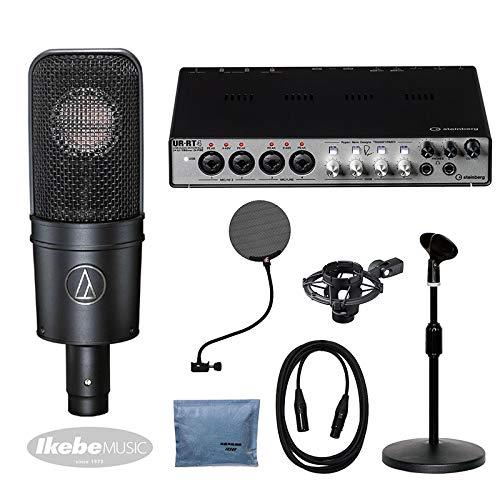 【50%OFF】 audio-technica AT4040+UR-RT4 audio-technica オーディオテクニカ AT4040+UR-RT4 中級者レコーディングセット B07G5XPSSS B07G5XPSSS, チューボーマニア:2b8bdbfe --- casemyway.com