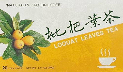 - 1.41oz Loquat Leaves Tea by Kinginseng Product (One Box Per Order)