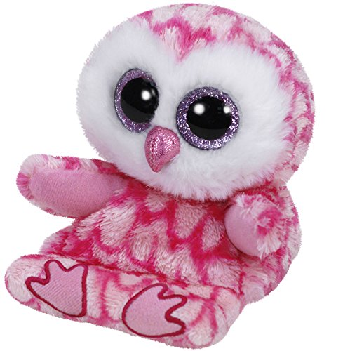 Ty Peek-A-Boo phone holder Milly owl 6