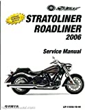 LIT-11616-19-44 2006 Yamaha XV19 Stratoliner S Midnight Motorcycle Service Manual
