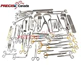 PRECISE CANADA: ABDOMINOPERINEAL BOWEL RESECTION BASIC SETS KIT LOT
