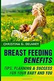 Breastfeeding Benefits, Christina Delaney, 1497322618