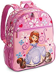 Disney Store Princess Sofia the First Backpack for School Supplies