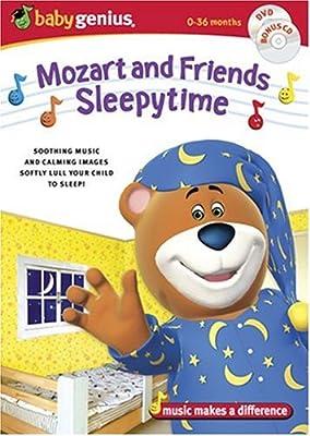 Baby Genius Mozart Sleepytime Friends Wbonus Music Cd by Pacific Entertainment