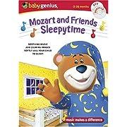 Baby Genius Mozart & Sleepytime Friends w/bonus Music CD