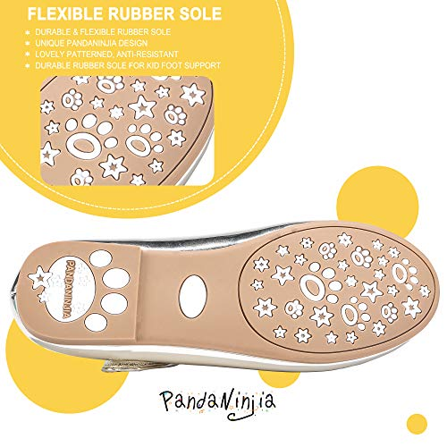 Columbia Youth KYLIE Ballet Flat Stone Lychee Big Girls