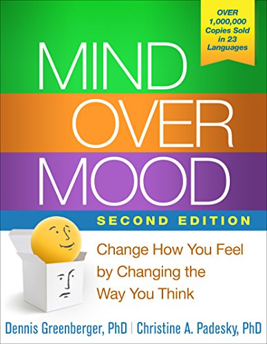 Mind Over Mood, Second Edition: Change How You Feel by Changing the Way You Think (Best Exercise For Panic Attacks)