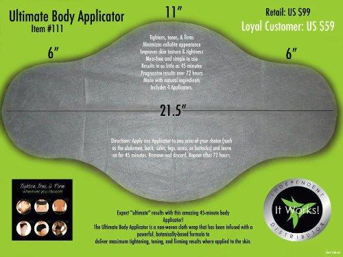Le Applicator- Ultimate Box Corps du 4 Wraps