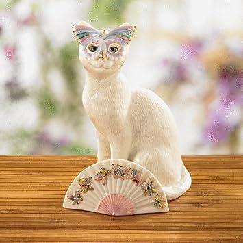 LENOX carismático gato gatos de la mascarada: Amazon.es: Hogar
