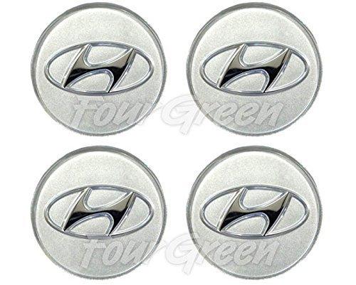 529603K210 OEM Wheel Center Cap 4PCS for Hyundai Azera Santa Fe Sonata Veracruz OEM