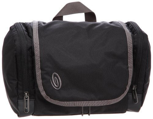 Timbuk2 Super Burrito Toiletry Bag, Black, Medium, Outdoor Stuffs