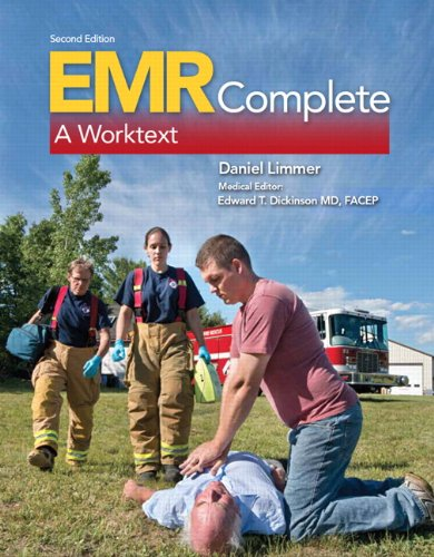 EMR Complete: A Worktext (2nd Edition) by Brand: Prentice Hall