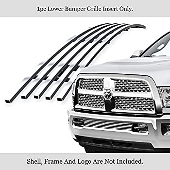 APS Compatible with 2013-2018 Ram 2500 3500 Lower Bumper Billet Grille Insert D66332A