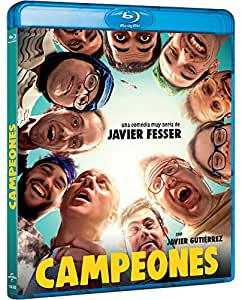 Campeones (BD) [Blu-ray]